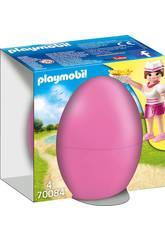 Playmobil Serveuse avec Comptoir 70084