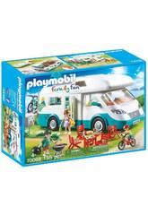 Playmobil Caravana de Verão 70088