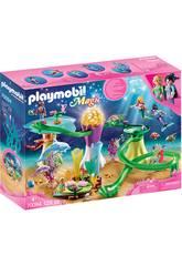 Playmobil Crique de Sirènes avec Dome Illuminé Playmobil 70094