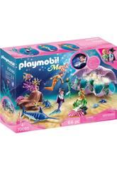 Playmobil Concha con Luz 70095