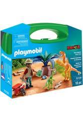 Playmobil Dinosaurier und Forscher Aktentasche von Playmobil 70108