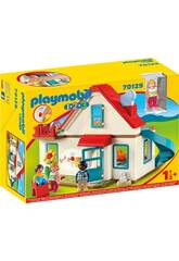 Playmobil 1,2,3 Maison Playmobil 70129