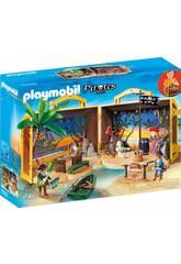 Playmobil Isola Pirata Valigetta 70150