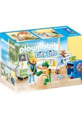 Playmobil Chambre Hôpital pour Enfants 70192