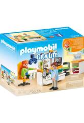 Playmobil Oftalmologista 70197