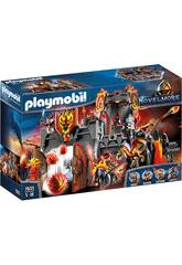 Playmobil Fortaleza de los Bandidos de Burnham Playmobil 70221