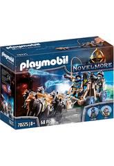 Playmobil Novelmore Equipa Lobo Playmobil 70225