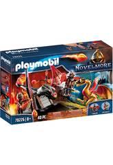Playmobil Novelmore Drache Trainieren Team von Burnham Playmobil 70226