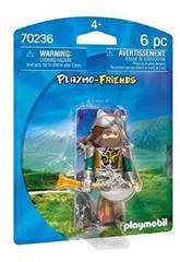 Playmobil Novelmore Guerrier Loup Playmobil 70236