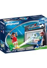 Playmobil Gioco di Mira con Marcatore 70245