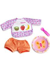 Nenuco Tägliche Kleidung Snack-Set von Famosa 700015616