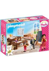 Playmobil Heidi Classe à Dörfi Playmobil 70256