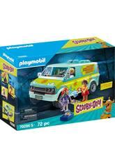 Playmobil Scooby-Doo La Machine Mystère 70286