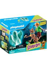 Playmobil Scooby-Doo Scooby und Shaggy mit Gespenst 70287
