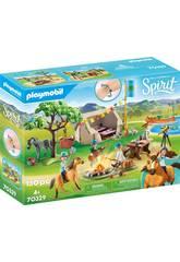 Playmobil Campamento de Verano 70329