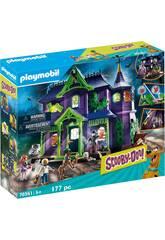 Playmobil Scooby-Doo Aventure dans un manoir mystérieux 70361
