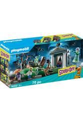 Playmobil Scooby-Doo Aventure au Cimetière 70362