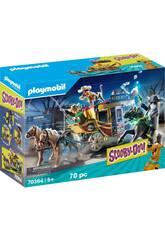 Playmobil Scooby-Doo Avventura nel Selvaggio West 70364