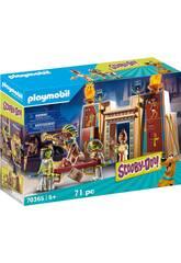 Playmobil Scooby-Doo Abenteuer in Ägypten 70365