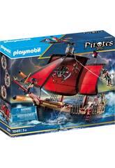 Playmobil Barca Pirata Teschio 70411