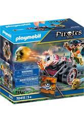 Playmobil Pirate avec Canon 70415