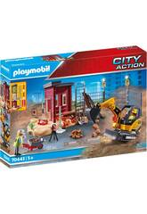 Playmobil Mini Excavadora 70443