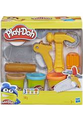 Playdoh Kit de Herramientas Tooling Around Set Hasbro E3565