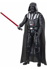 Star Wars Episódio 9 Figura Titã Darth Vader Hasbro E4049