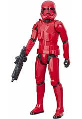 Star Wars Episódio 9 Figura Titã Sith Trooper Hasbro E7862