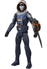 Black Widow Figurine Titan Hero Taskmaster Hasbro E8737