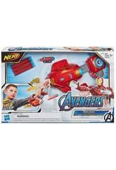 Avengers Nerf Power Moves Répulseur Iron Man Hasbro E7376