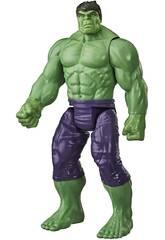Avengers Figur Titan Deluxe Hulk Hasbro E7475