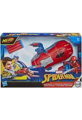 Nerf Spiderman Spiderman Power Moves Hasbro E7328
