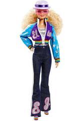 Barbie Colección Music Collaboration Elton John Mattel GHT52