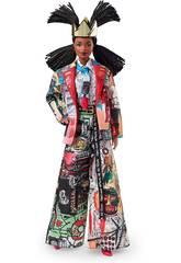 Barbie Colección Jean Michel Basquiat X Mattel GHT53
