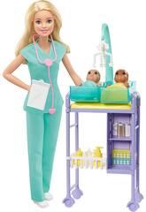 Barbie Io Posso Essere Pediatra Mattel GKH23