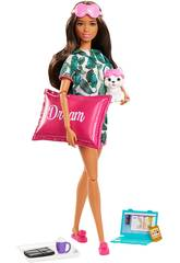 Barbie Wellness vor Bettszeit Mattel GJG58