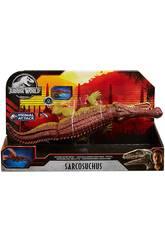 Jurassic World Massive Biters Sarcosuchus Mattel GJP34