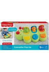 Fisher Price Petit Ver Surprises Pop-Up Mattel GCM80