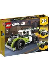 Lego Creator Camion a Reazione 31103