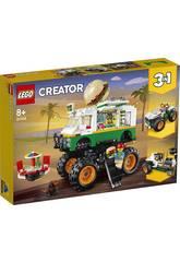 Lego Creator Monster Truck Hamburgeria 31104