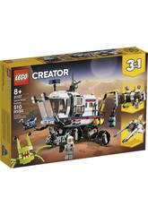Lego Creator Rover Explorador Espacial 3 en 1 31107