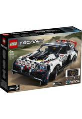 Lego Technic Carro de Rally Top Gear Controlado por APP 42109