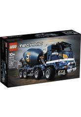 Lego Technic Camion Betoniera 42112