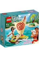 Lego Disney Princess Avventura Oceanica di Vaiana 43170