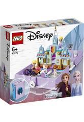Lego Disney Princess Frozen II Storie e Racconti: Anna e Elsa 43175