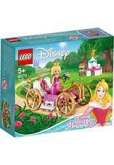 Lego Disney Princess Carrozza Reale di Aurora 43173
