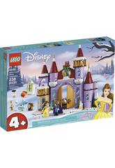 Lego Disney Princess Festa Invernale nel Castello di Bella 43180