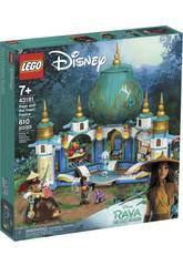 Lego Disney Raya y el Palacio Corazón 43181