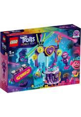 Lego Trolls Festa di Ballo in Techno Reef 41250